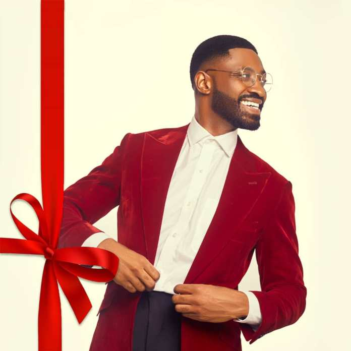 Ric Hassani – Santa Brought Your Heart To Me