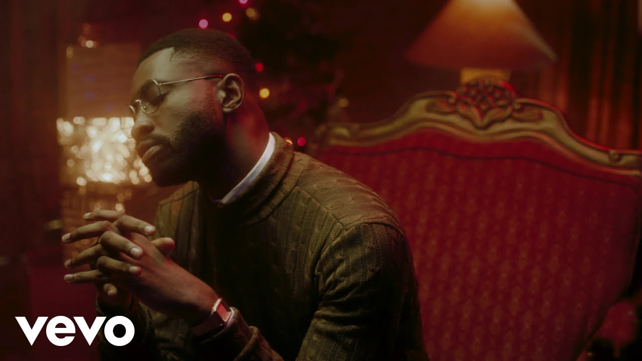 VIDEO: Ric Hassani – All I Want for Christmas Is You