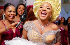Sandra Ikeji Questioned Caterer She Contacted For Her Wedding