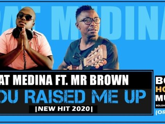 Pat Medina – You Raised Me Up Ft. Mr Brown (Healing Song)