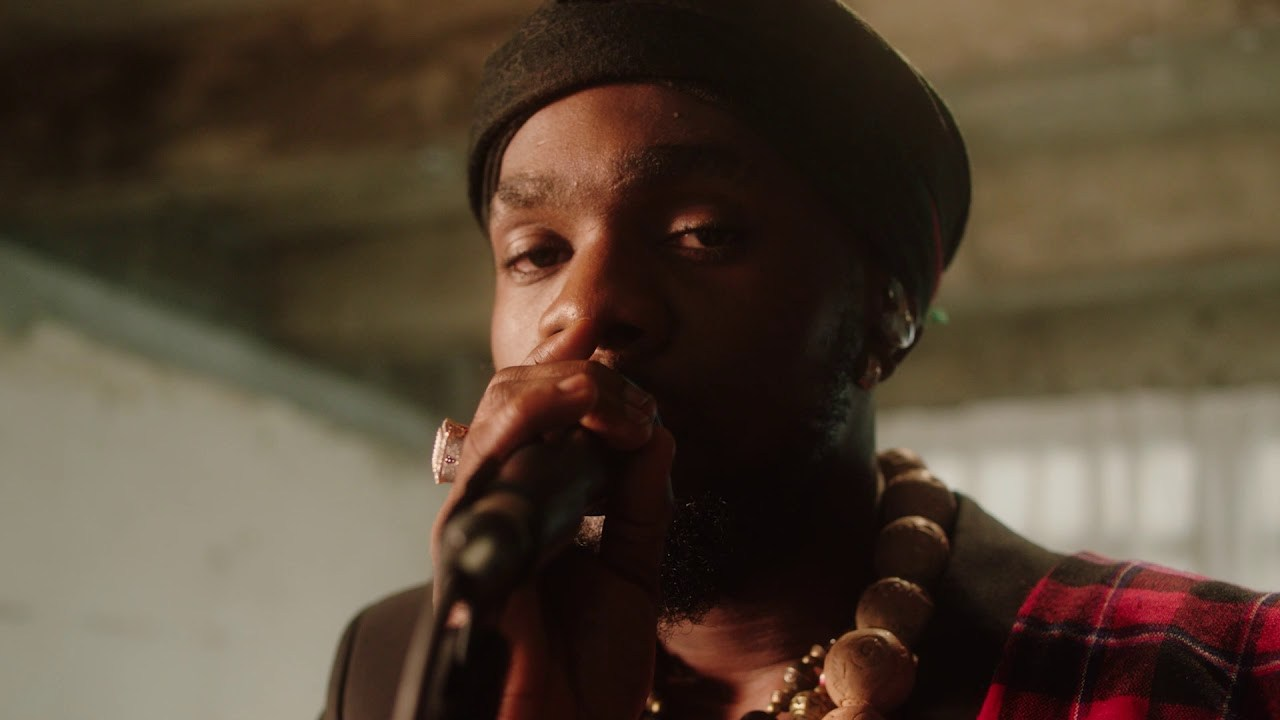 VIDEO: Patoranking – I'm In Love (Acoustic Version)