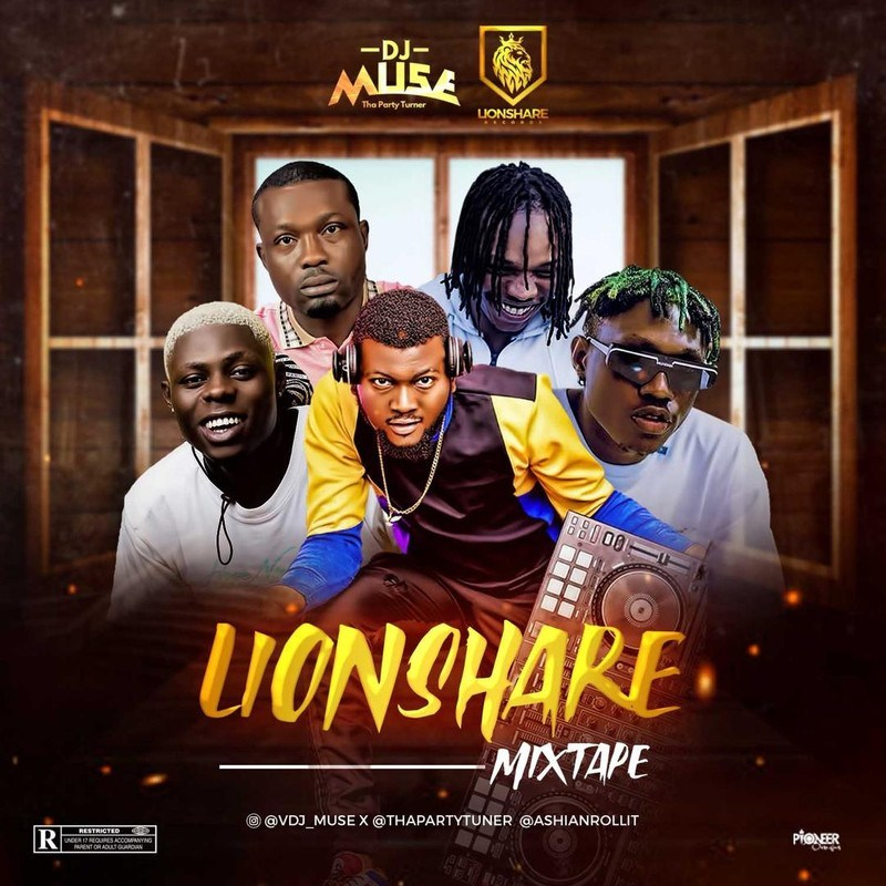 DJ Muse – LionShare Mix