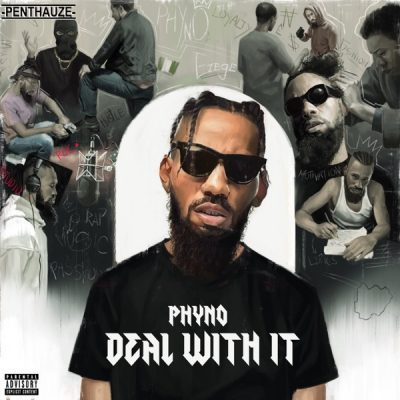 DOWNLOAD Phyno – Deal With It (Full Album)