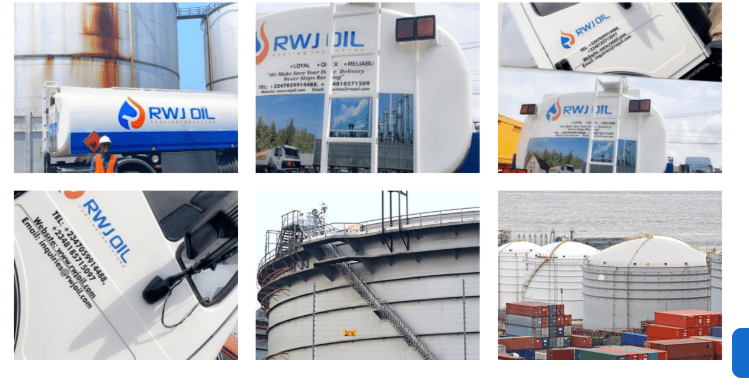 Innocent Okoduwa Launches Mobile App For RWJ Oil Diesel Delivery