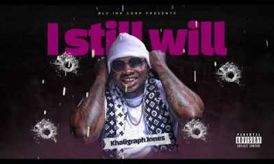 Khaligraph Jones – I Still Will (Will Freestyle)