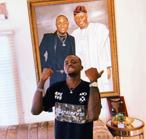 Aloma, Says He Prefers Working As Davido's House Boy To Doing A Bank Manager's Job.