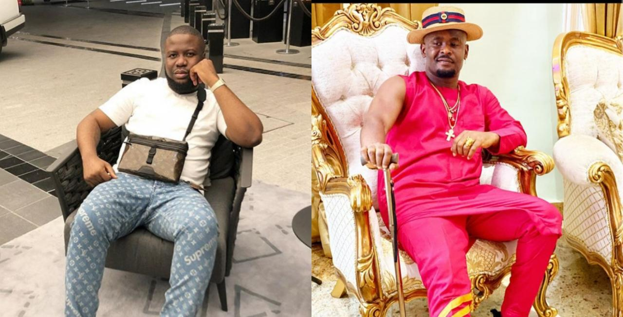 "Actor Zubby Michael Blasts HushPuppi, Says He Has ""Unexplained Money"""