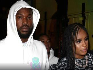 Meek Mill & Girlfriend, Milan Harris Welcome Baby Boy On His 33rd Birthday