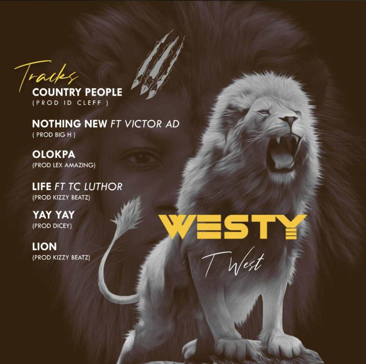 T-West – Nothing New Ft. Victor AD
