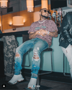 """""""God Sent Me But I Need Rest"""" – Davido Announces Break From Social Media, Changes Phone Number"""