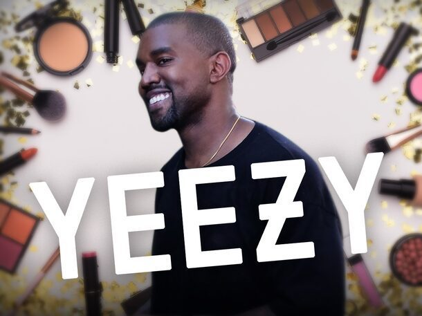 Kanye West Set To Launch Yeezy Cosmetics Line