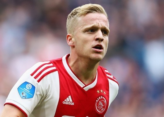 Manchester United Could Sell Pereira To Go For Van De Beek