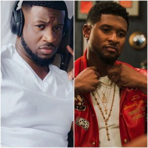 Mr P Claims He Has A Strong Facial Resemblance With American Singer, Usher
