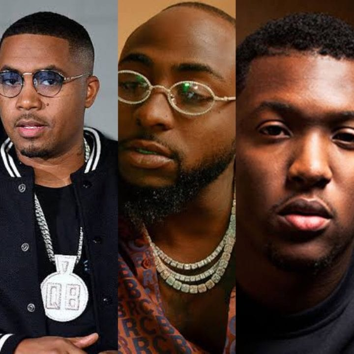 Davido And Nas Link Up For A New Collabo