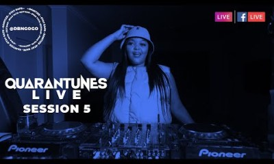 DBN Gogo – Quarantunes Session 5 (Amapiano Mix)