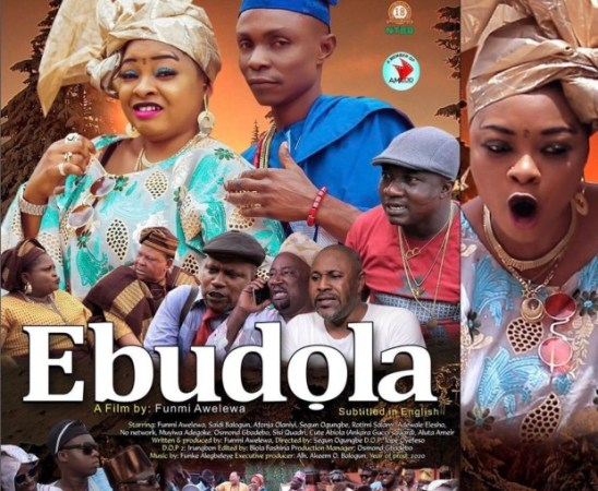 REVIEW: EBUDOLA - Latest Yoruba Comedy Movie by Funmi Awelewa