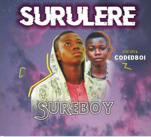 SureBoi - Surulere (feat. Oluwacoded)
