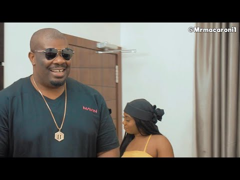 VIDEO: Mr Macaroni – Don Jazzy Meets His Father In-law