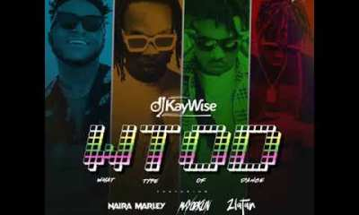 DJ Kaywise Ft. Mayorkun, Naira Marley & Zlatan – What Type Of Dance