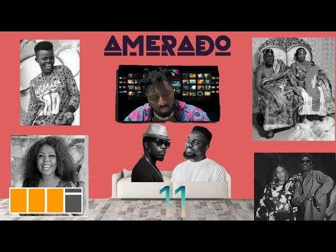 Amerado - Yeete Nsem (Episode 11) Ft. Teacher Kwadwo, Beyonce