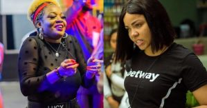 BBNAIJA2020: Nengi And Lucy Fight After Eviction || VIDEO