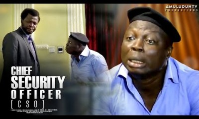 Chief Security Officer (CSO) - Latest Yoruba Movie 2020 Drama