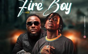 DJ Baddo - Best Of Fireboy Mix