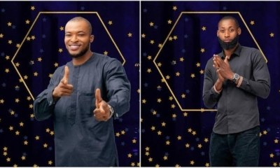Eric And Tochi Has Been Evicted From The BBNaija House (Full Details)