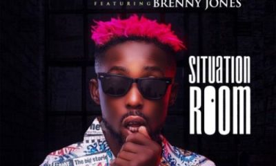"Erigga – ""Situation Room"" ft. Brenny Jones (Audio + Video)"