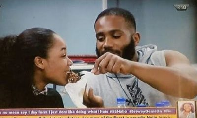 JUST IN! Another BBNaija Housemates Caught Having S-x || WATCH VIDEO