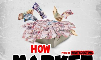 "Pope Skinny – ""How Market"" [Prod. By Beat Boss Tims]"