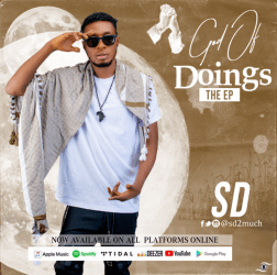 SD – God Of Doings (Prod. By SD)