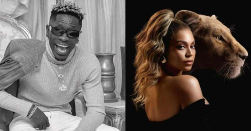 Shatta Wale Blasts Ghanaian TV Presenter For Saying Beyoncé Choose Wrong