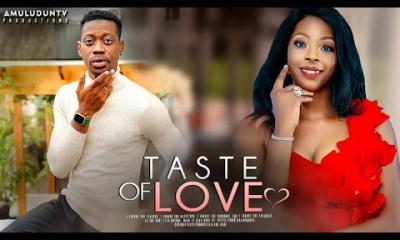 Taste Of Love - Latest Yoruba Movie 2020 Drama