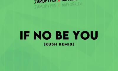 DJ Kush Ft. Jamo Pyper, Mayorkun - If No Be You (Kush Remix)