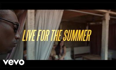 Stylo G – Live For The Summer Ft. Ajji & Busy Signal (Audio + Video)