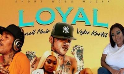 Vybz Kartel – Loyal Ft. Shaneil Muir