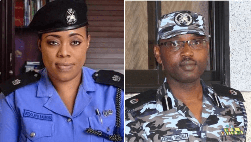 Breaking!!: Nigeria Police Dismissed Yomi Shogunle and Dolapo Badmus