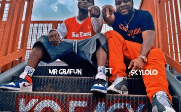 Mr Gbafun - Ko Easy Ft. Sky Lolo