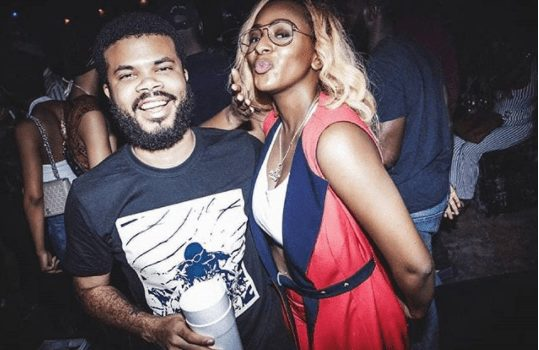 DJ Cuppy Unveils She Messed Her Relationship With Davido's Manager, Asa Asika