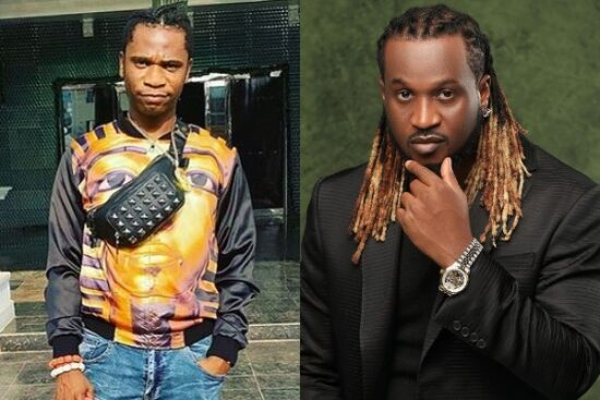 "Fashion King, Speed Darlington Drags Rudeboy For Copying His ""Swag"""