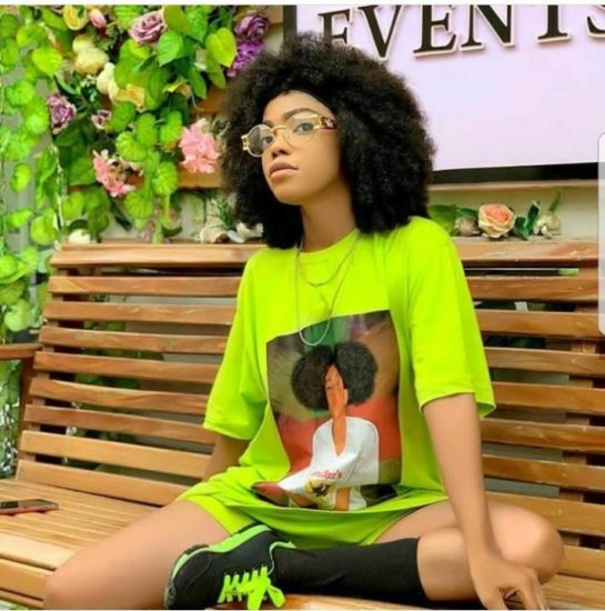 Lil Frosh's girlfriend, drop new photos, weeks after she was assaulted by him | Check