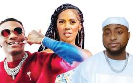 Top artistes with 'COVID-19' albums in Nigeria