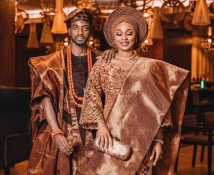 9ice Celebrated 1st Wedding Anniversary With His Wife (Photos)