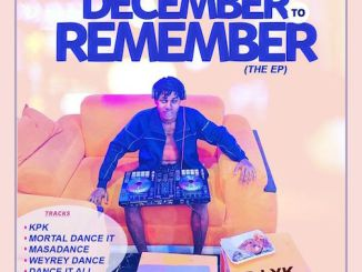 E.P: DJ YK – December To Remember