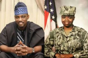 Fuji Maestro, Pasuma Celebrates His Daughter As She Becomes A US Navy Officer