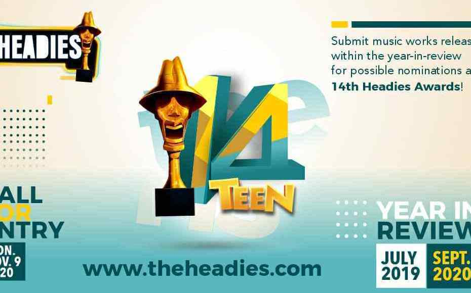 Nominations For The 2020 Headies Award || Full List
