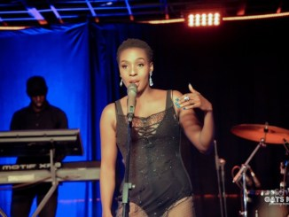"""""""The Idiot Even Posted The Concert Online"""" – Ugandan Singer, Cindy Sanyu Gusts Omah Lay & Tems"""