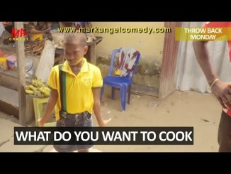 WHAT DO YOU WANT TO COOK (Mark Angel Comedy)