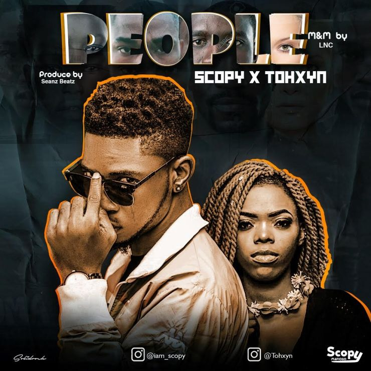 Scopy ft. Tohxyn - People